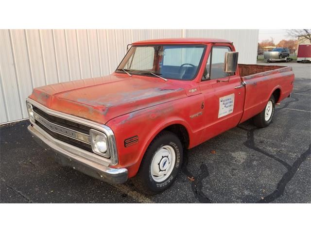 Picture of '71 C10 - OY6M