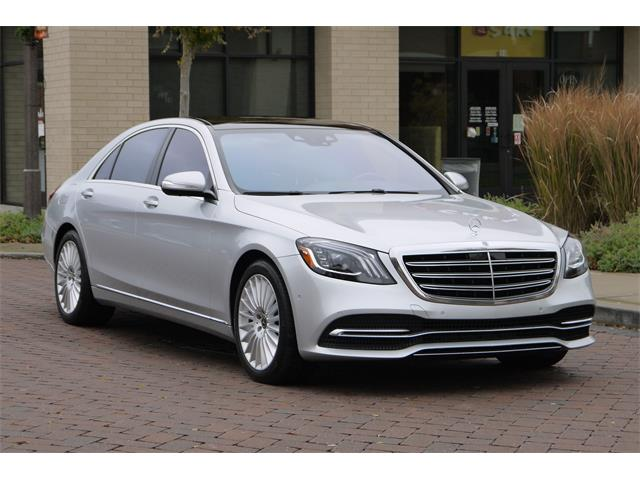Picture of '18 S-Class - OY77
