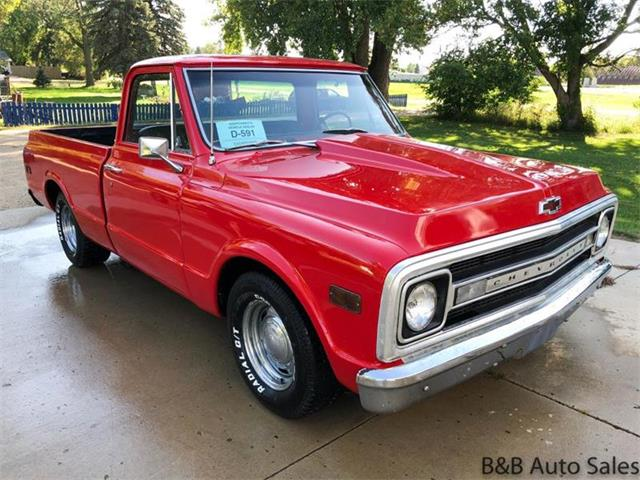 1969 Chevrolet C K 10 For Sale On ClassicCars
