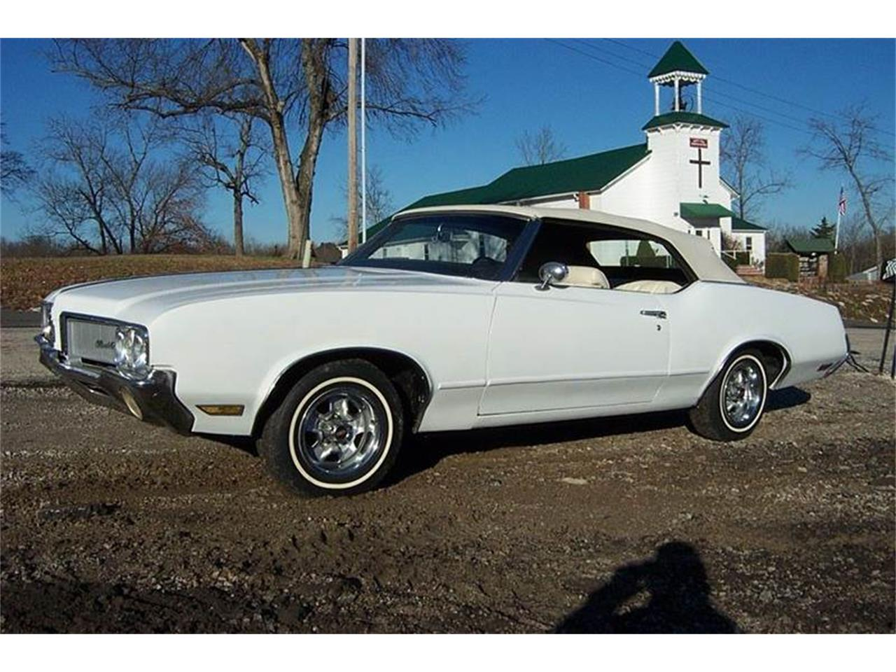 Large Picture of 1970 Oldsmobile Cutlass Supreme located in Missouri - $19,900.00 Offered by Good Time Classics - OY7X