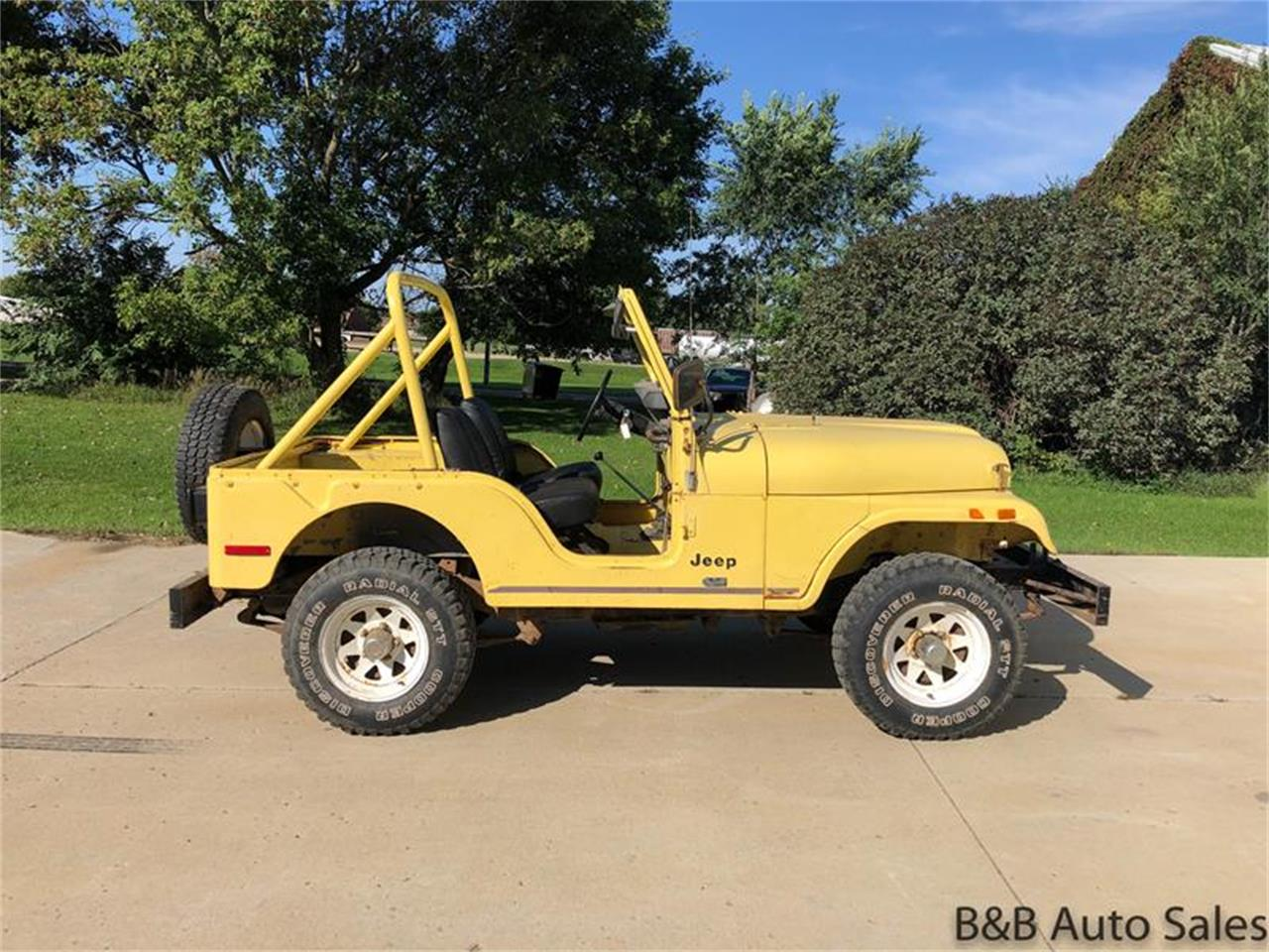 Large Picture of '76 Jeep CJ5 - OY88