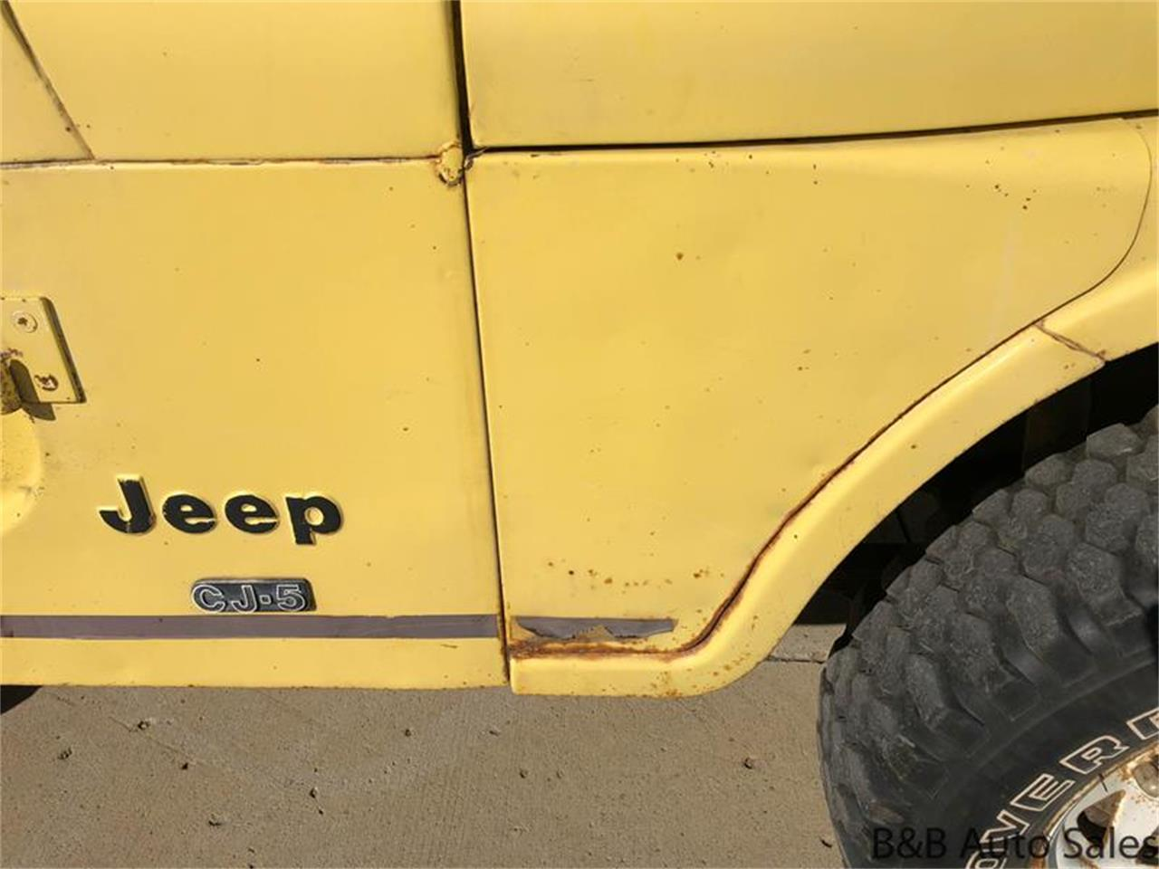 Large Picture of 1976 Jeep CJ5 located in South Dakota - OY88