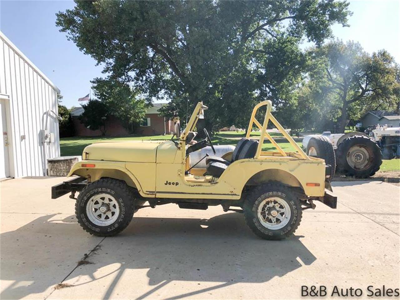 Large Picture of '76 Jeep CJ5 - $9,000.00 - OY88
