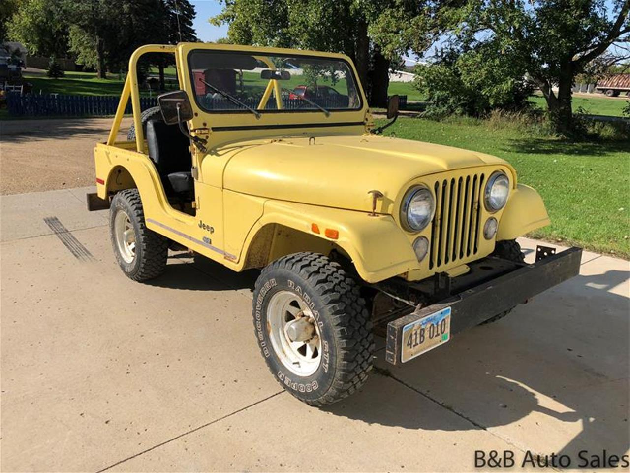 Large Picture of '76 Jeep CJ5 located in South Dakota - $9,000.00 - OY88