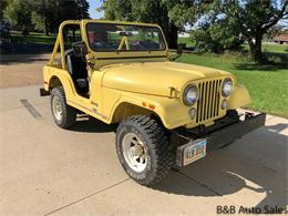 Picture of 1976 Jeep CJ5 located in Brookings South Dakota - OY88