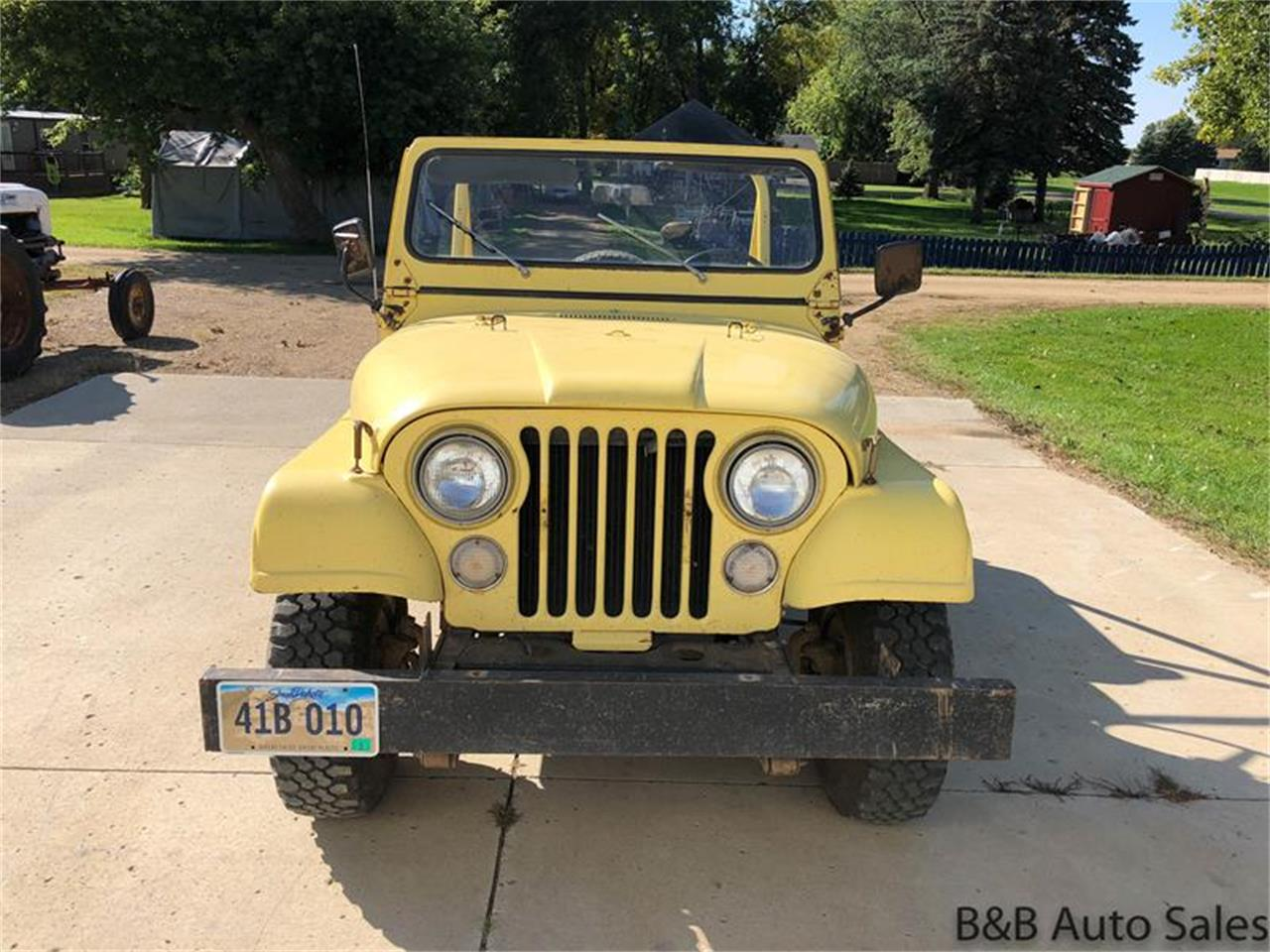 Large Picture of 1976 Jeep CJ5 - OY88