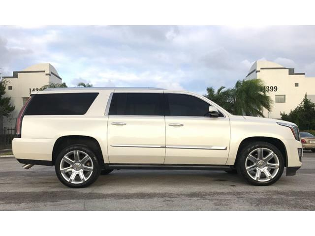 Picture of 2015 Escalade located in Miami Florida Offered by  - OY8B