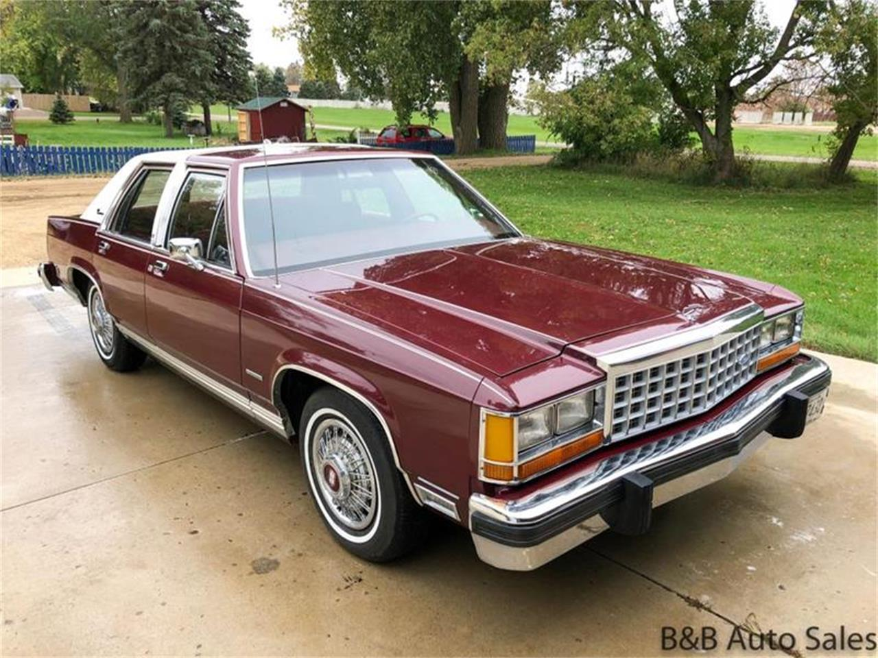 Phoenix Ford Dealers >> 1983 Ford Crown Victoria for Sale | ClassicCars.com | CC ...