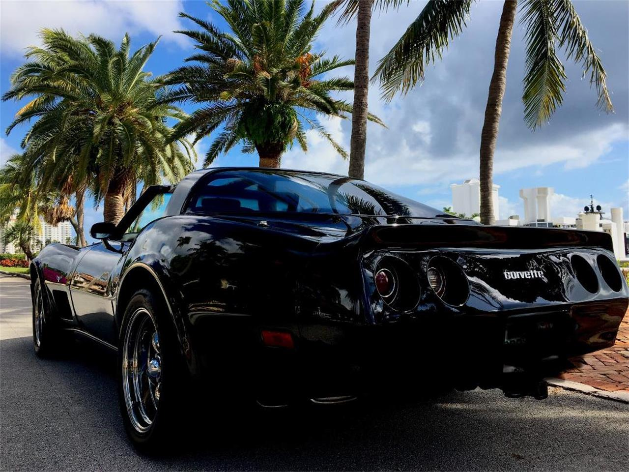 Large Picture of 1978 Corvette located in Fort Lauderdale Florida - OY8Q