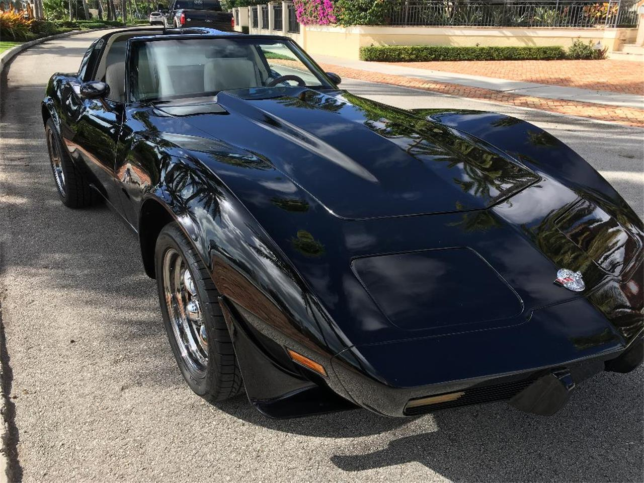 Large Picture of 1978 Corvette located in Fort Lauderdale Florida Offered by a Private Seller - OY8Q