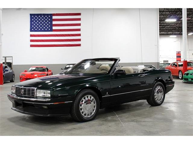 Picture of '93 Cadillac Allante located in Michigan - OVDP