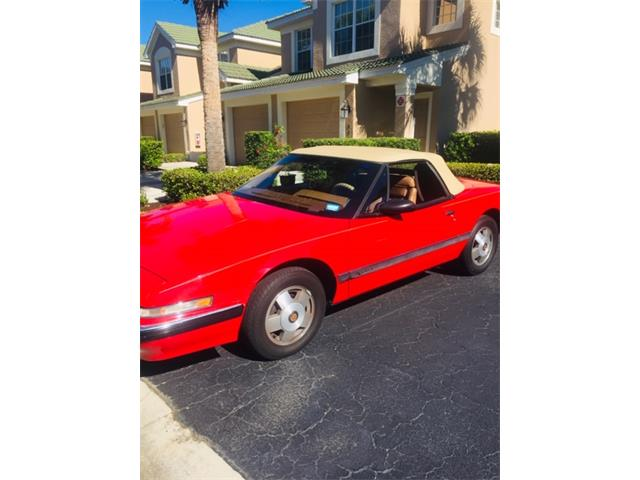 Picture of '90 Buick Reatta located in Bonita Springs Florida - OY99