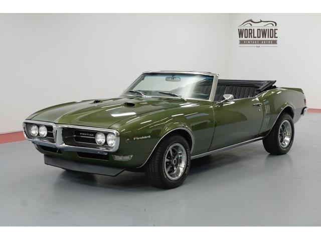 Picture of '68 Firebird - OVDS