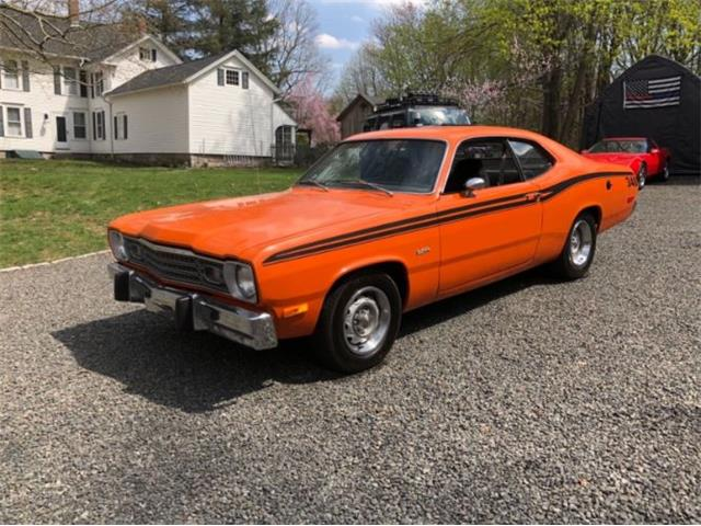 Picture of '73 Duster - OY9S