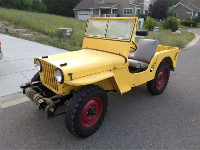 Picture of 1947 CJ2 - OY9W