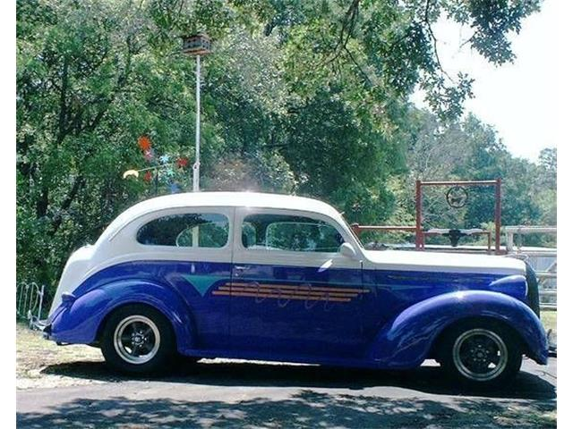 1937 Plymouth Street Rod