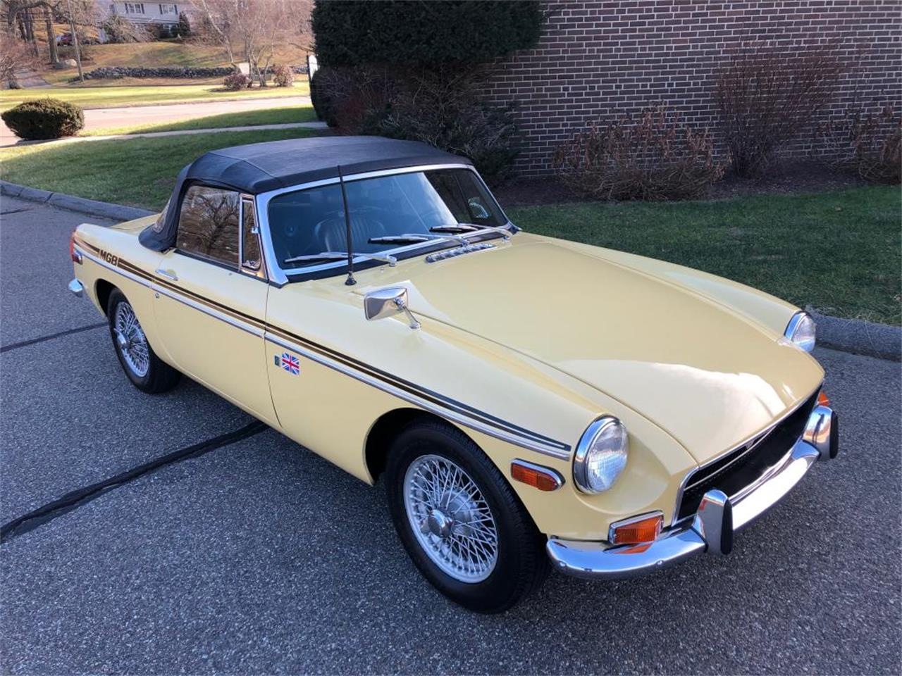 1970 mg mgb for sale cc 1164199. Black Bedroom Furniture Sets. Home Design Ideas