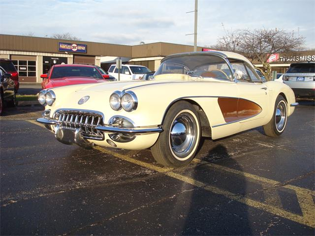 Picture of Classic '60 Chevrolet Corvette - $47,000.00 Offered by  - OYBO