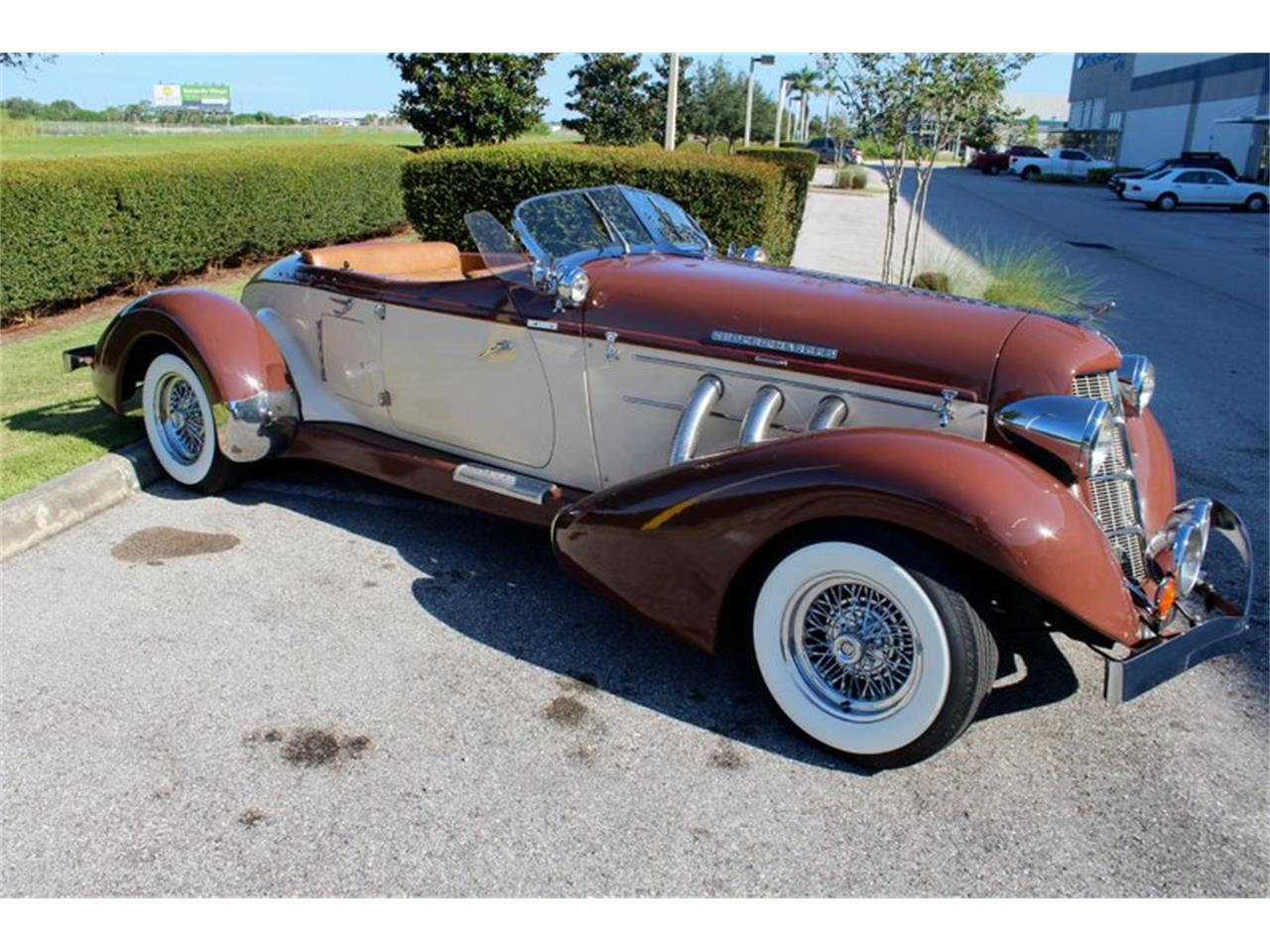 Large Picture of Classic '36 Auburn Speedster located in Sarasota Florida - $49,900.00 - OYCB