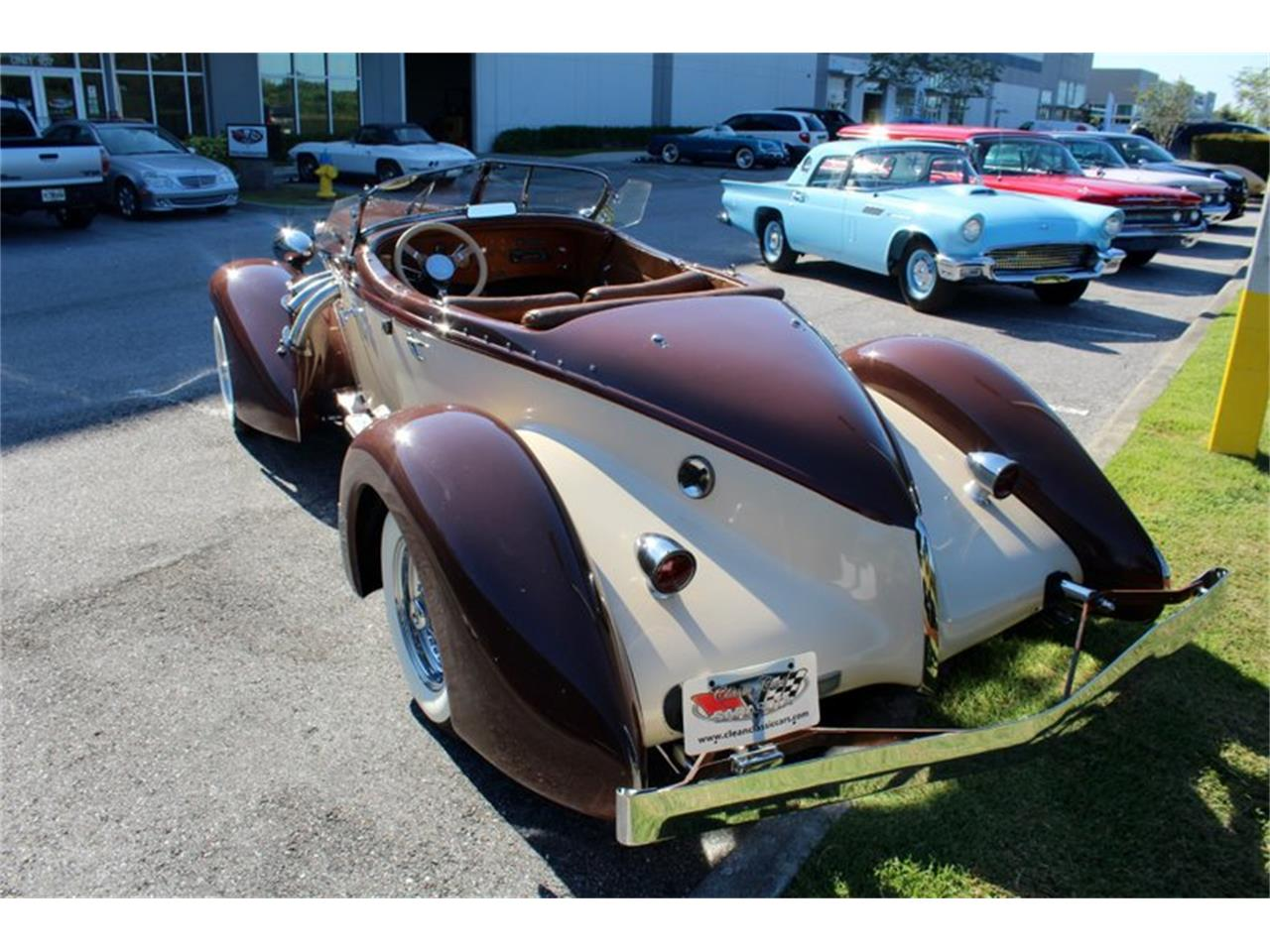 Large Picture of '36 Auburn Speedster Offered by Classic Cars of Sarasota - OYCB