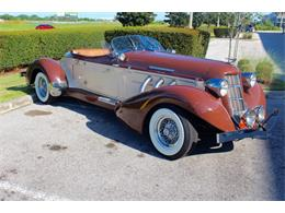Picture of Classic 1936 Speedster Offered by Classic Cars of Sarasota - OYCB