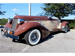 Picture of Classic 1936 Auburn Speedster located in Sarasota Florida - $49,900.00 - OYCB