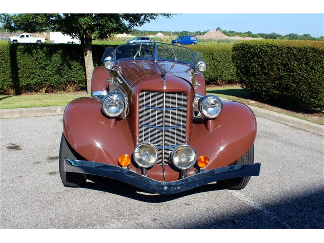 Large Picture of Classic '36 Speedster located in Florida Offered by Classic Cars of Sarasota - OYCB