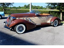 Picture of Classic 1936 Auburn Speedster located in Florida Offered by Classic Cars of Sarasota - OYCB
