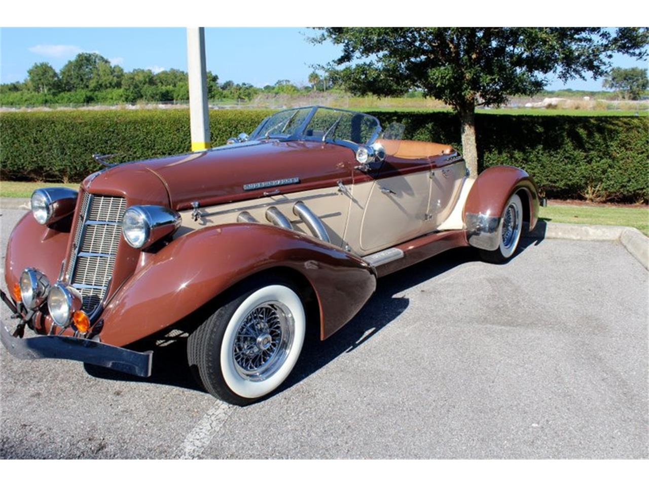 Large Picture of Classic '36 Speedster located in Sarasota Florida - $49,900.00 Offered by Classic Cars of Sarasota - OYCB