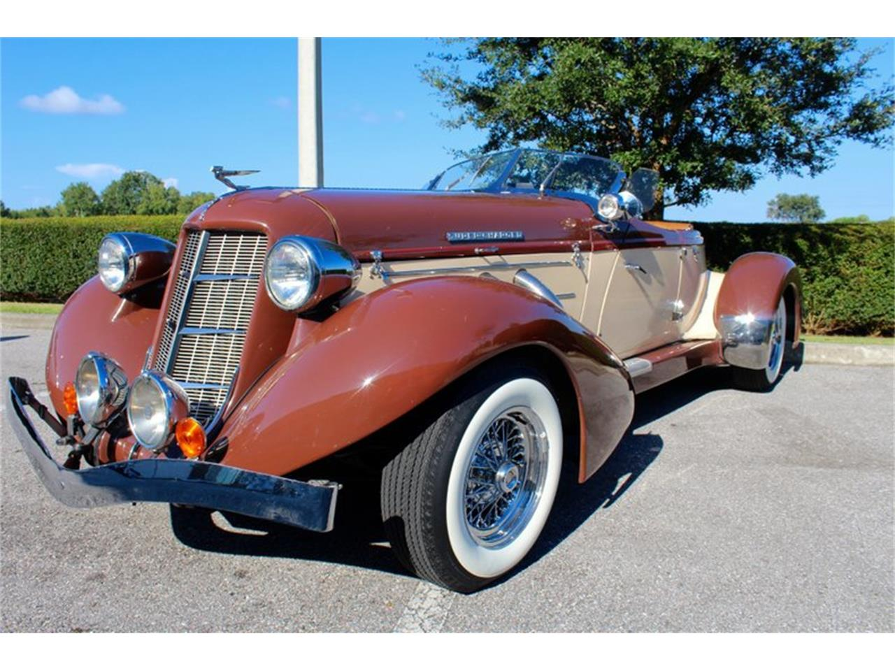Large Picture of '36 Speedster Offered by Classic Cars of Sarasota - OYCB