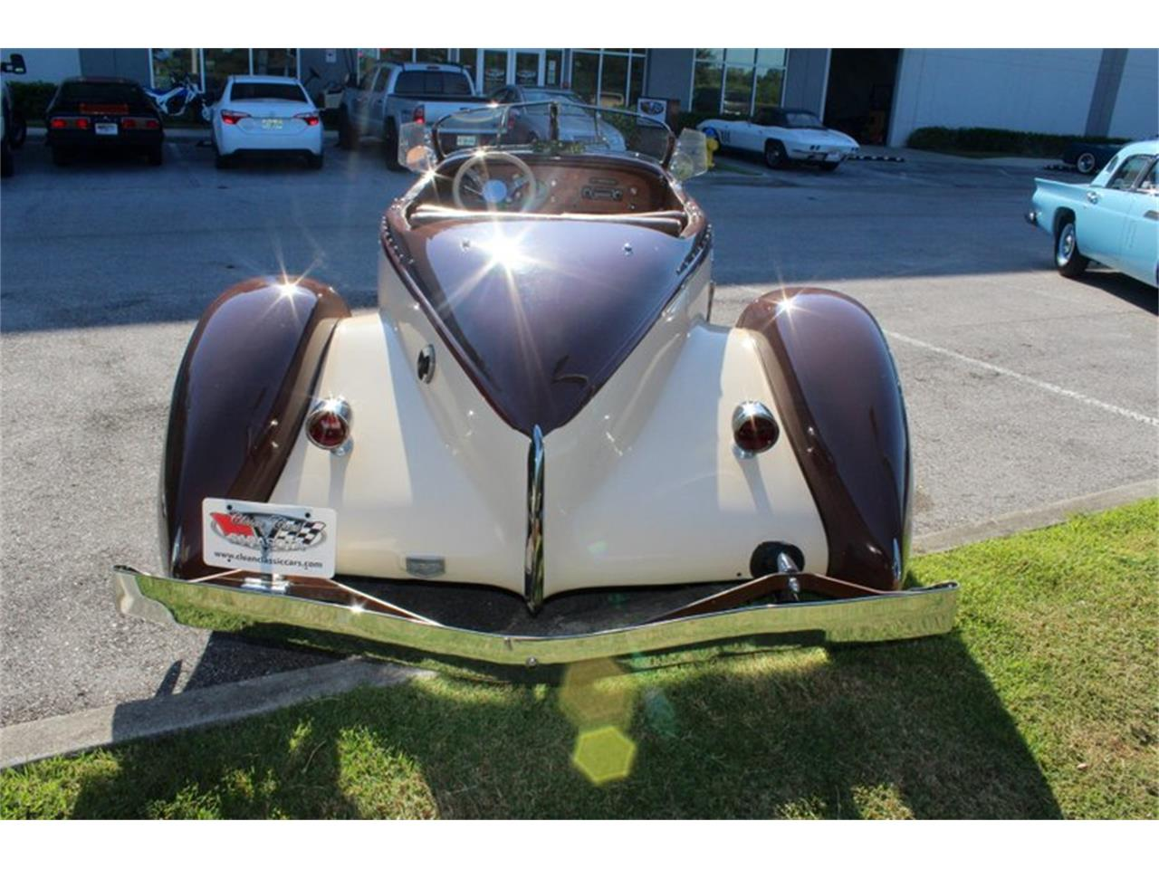 Large Picture of 1936 Auburn Speedster - OYCB