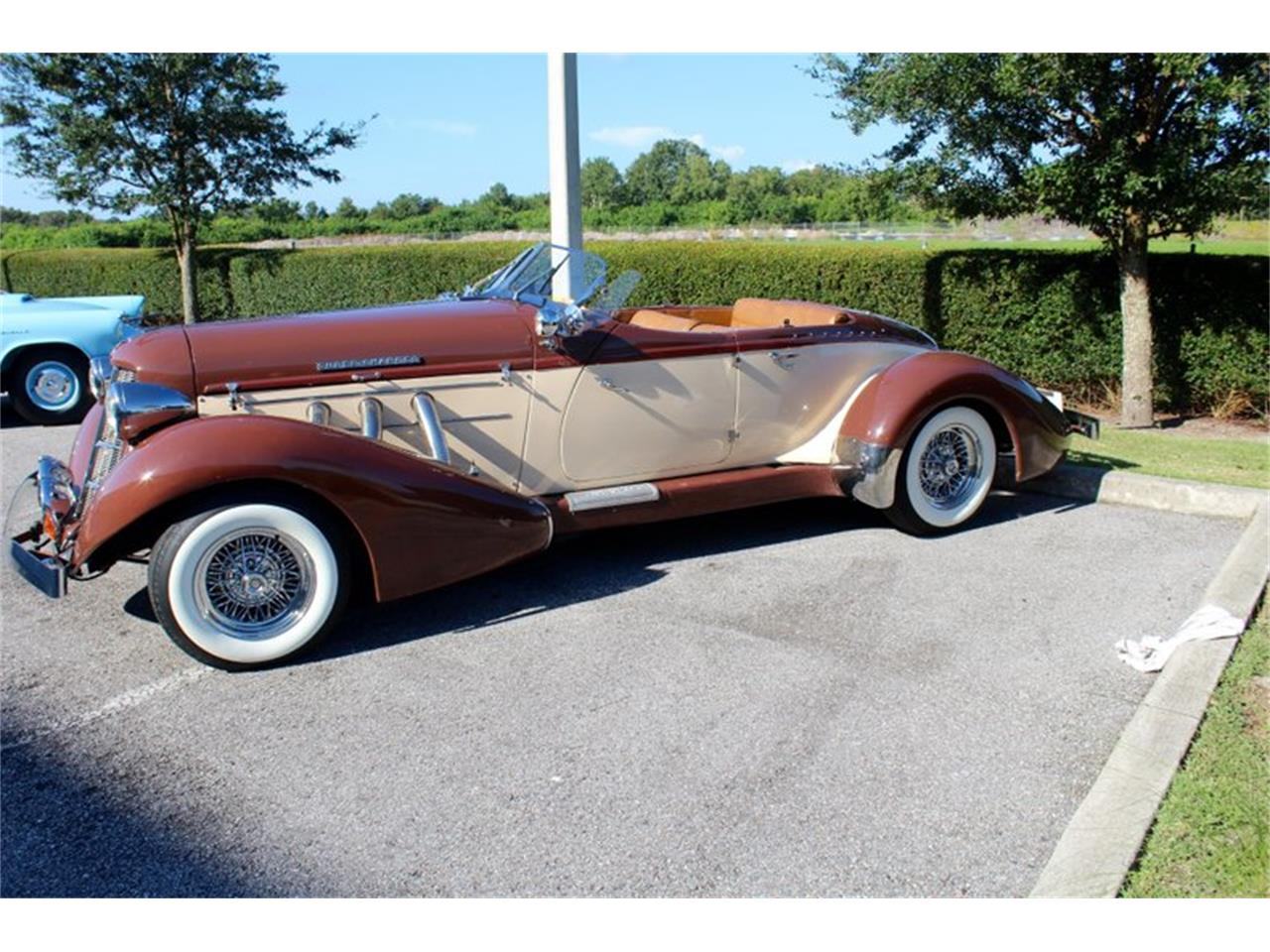Large Picture of 1936 Auburn Speedster located in Florida Offered by Classic Cars of Sarasota - OYCB