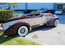 Picture of Classic 1936 Speedster located in Sarasota Florida Offered by Classic Cars of Sarasota - OYCB