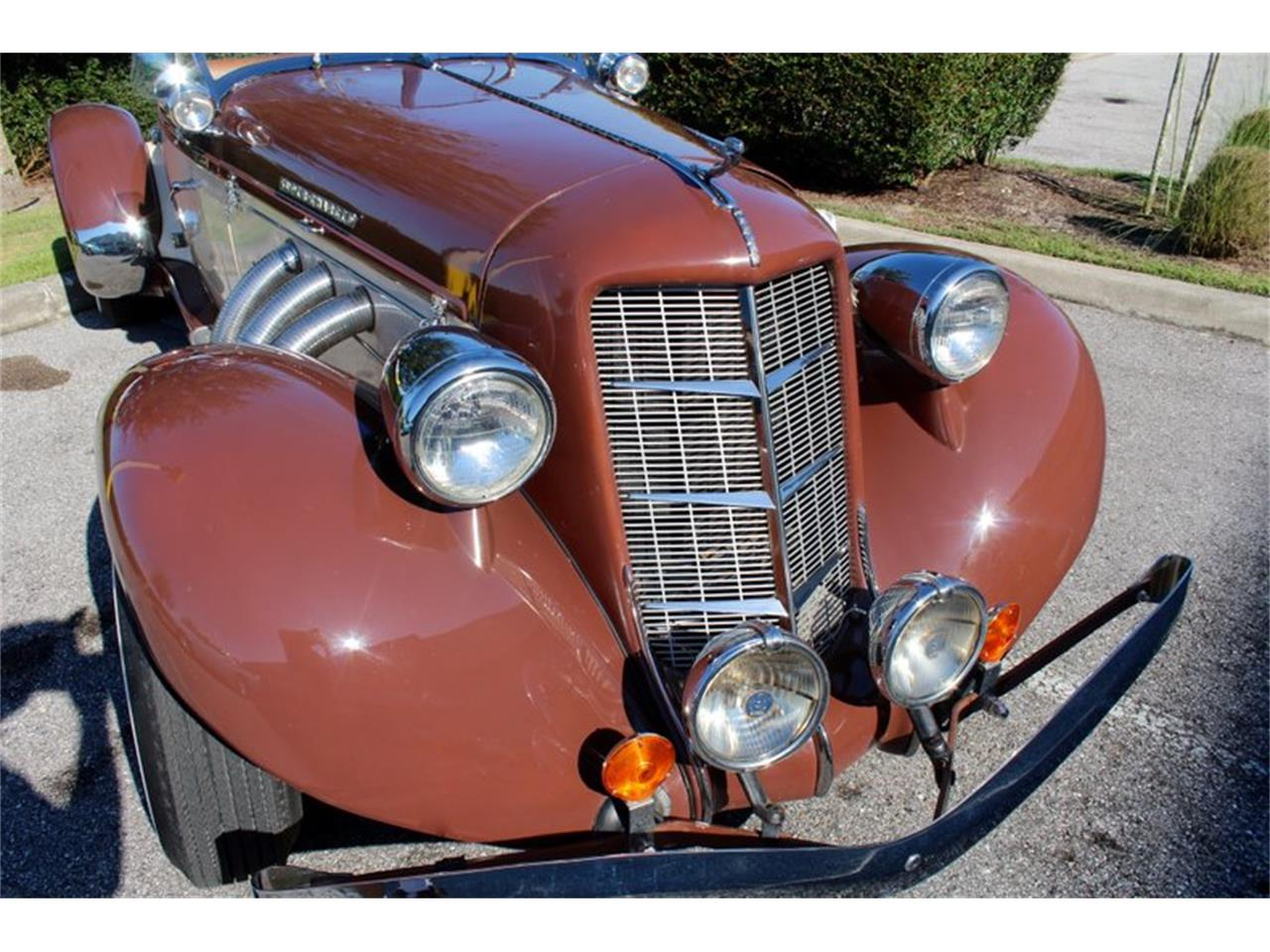 Large Picture of 1936 Auburn Speedster located in Sarasota Florida - OYCB
