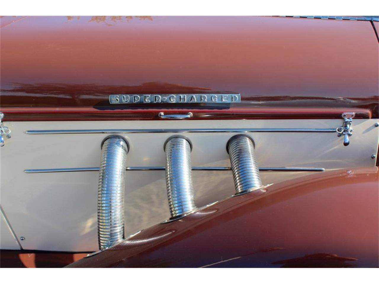 Large Picture of 1936 Speedster located in Florida - $49,900.00 Offered by Classic Cars of Sarasota - OYCB