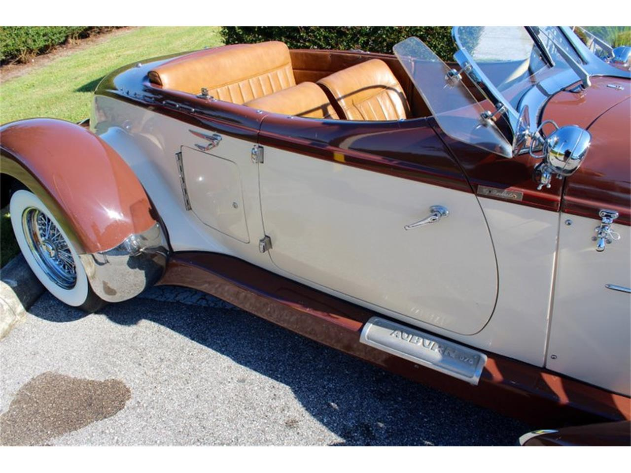 Large Picture of Classic 1936 Speedster located in Florida - $49,900.00 Offered by Classic Cars of Sarasota - OYCB