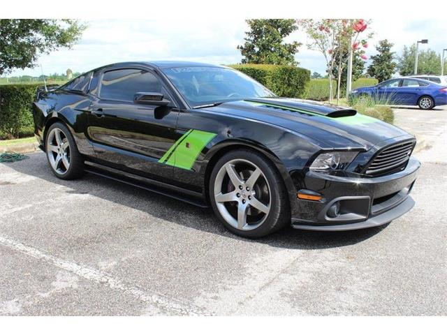Picture of '13 Mustang - OYCO