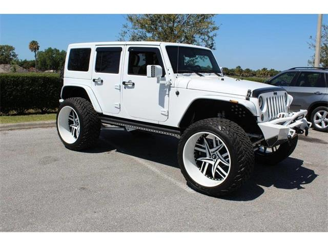 Picture of '16 Wrangler - $59,500.00 - OYCW