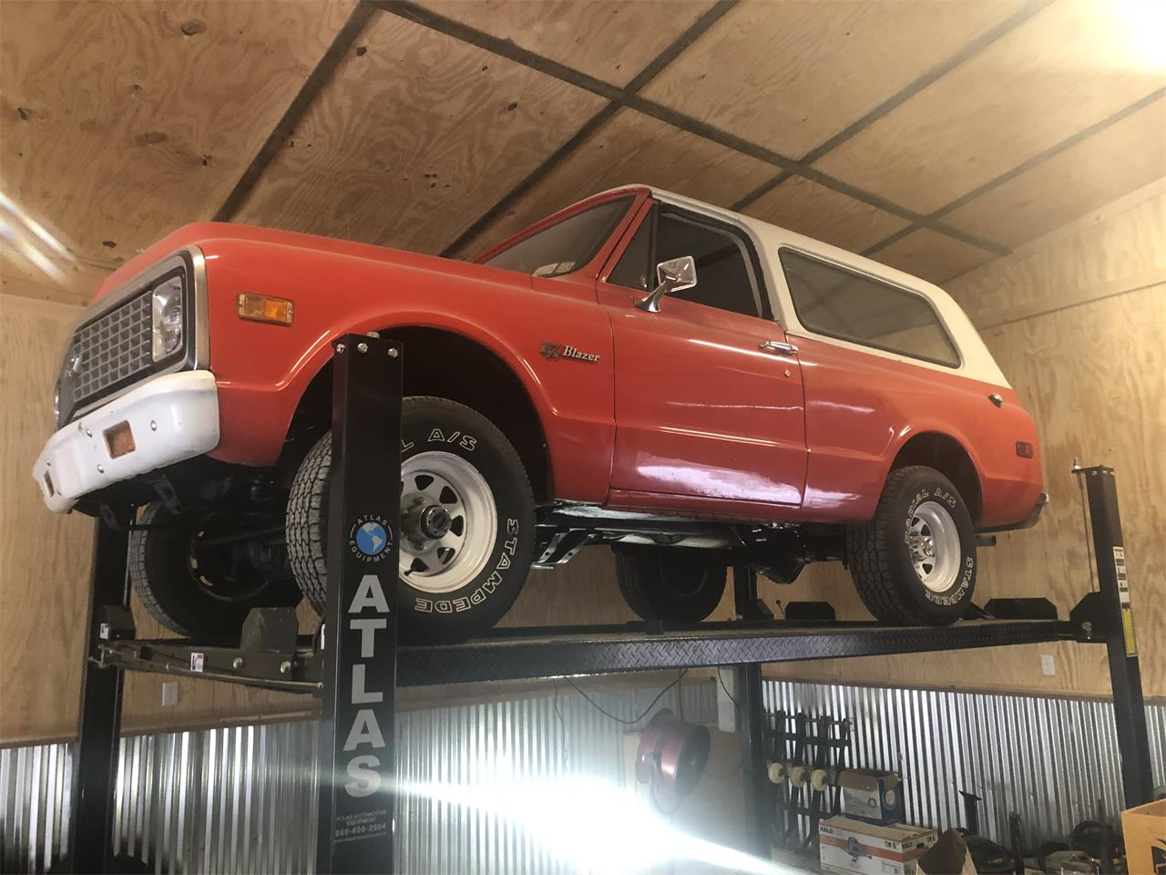 Large Picture of '71 Blazer - OYD7