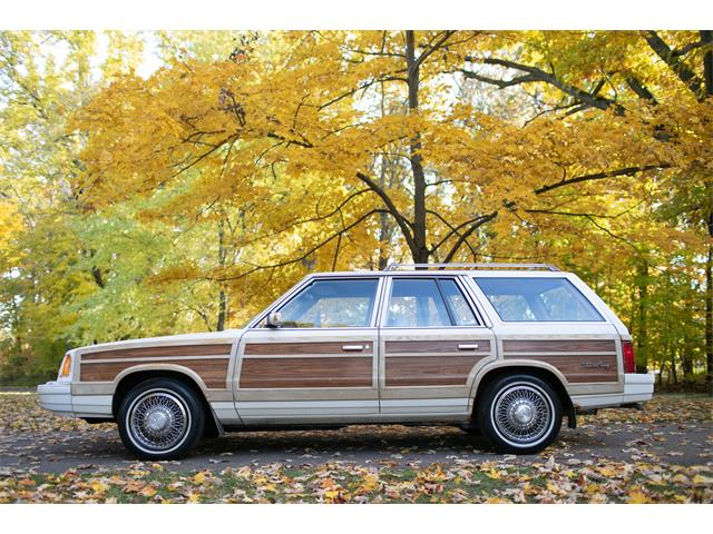 1986 Chrysler Town Country