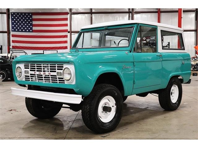 Picture of '66 Bronco - OVE5