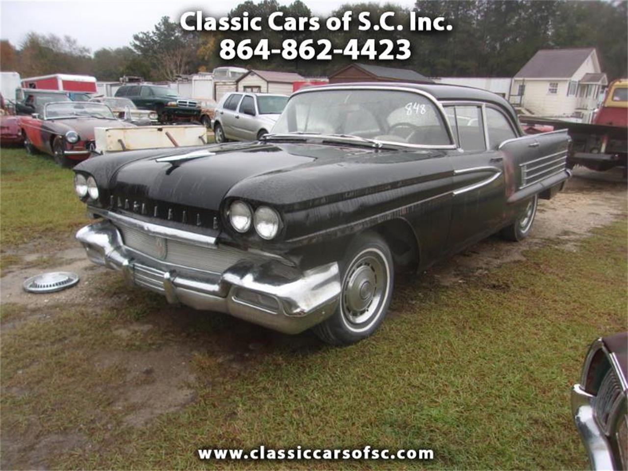 For Sale: 1958 Oldsmobile 88 in Gray Court, South Carolina