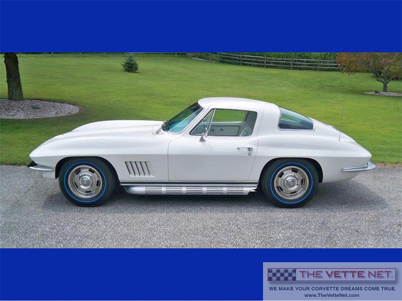 Large Picture of '67 Corvette - OYG8