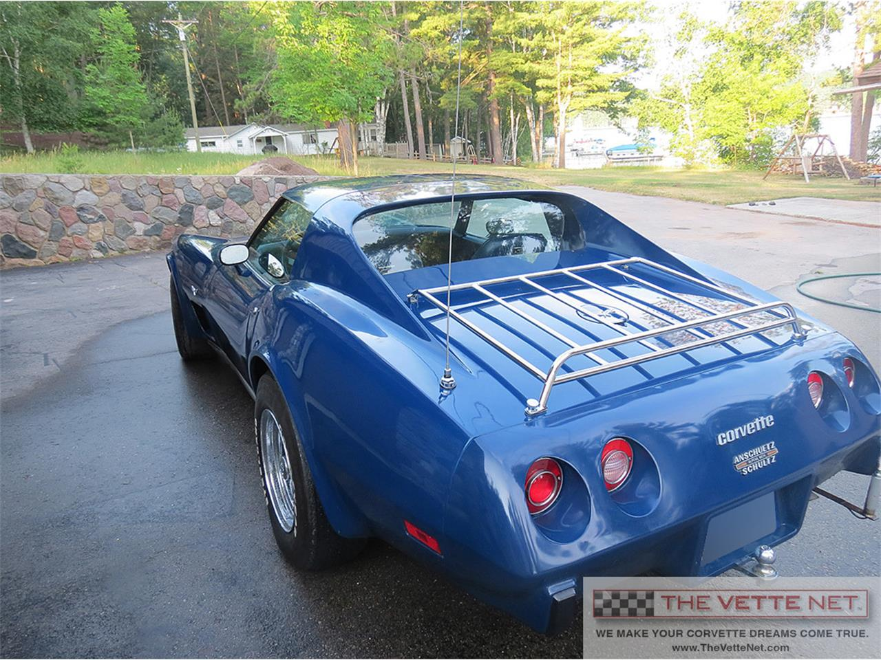 Large Picture of 1977 Chevrolet Corvette located in Florida - $18,990.00 - OYGJ