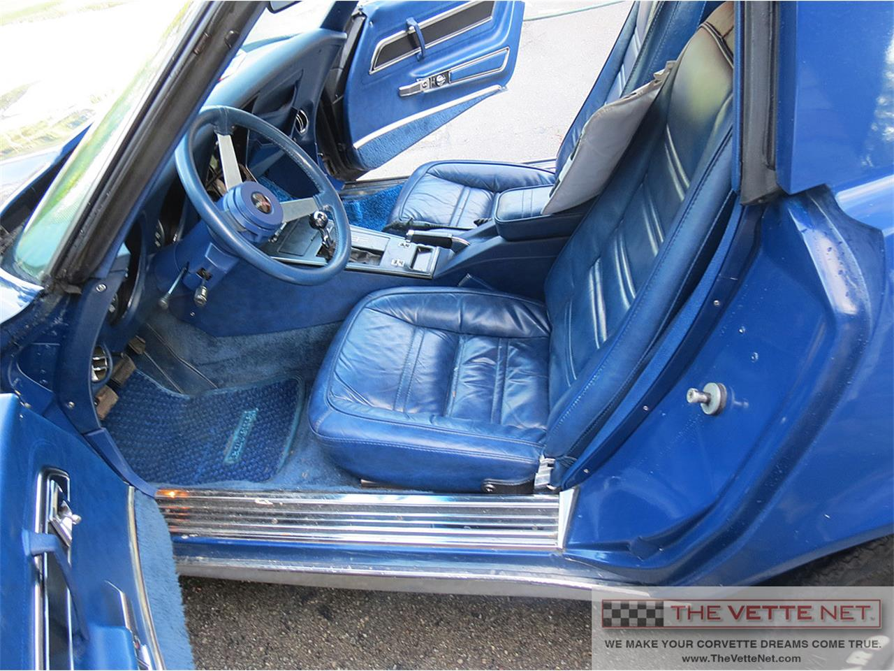 Large Picture of '77 Corvette located in Sarasota Florida Offered by The Vette Net - OYGJ