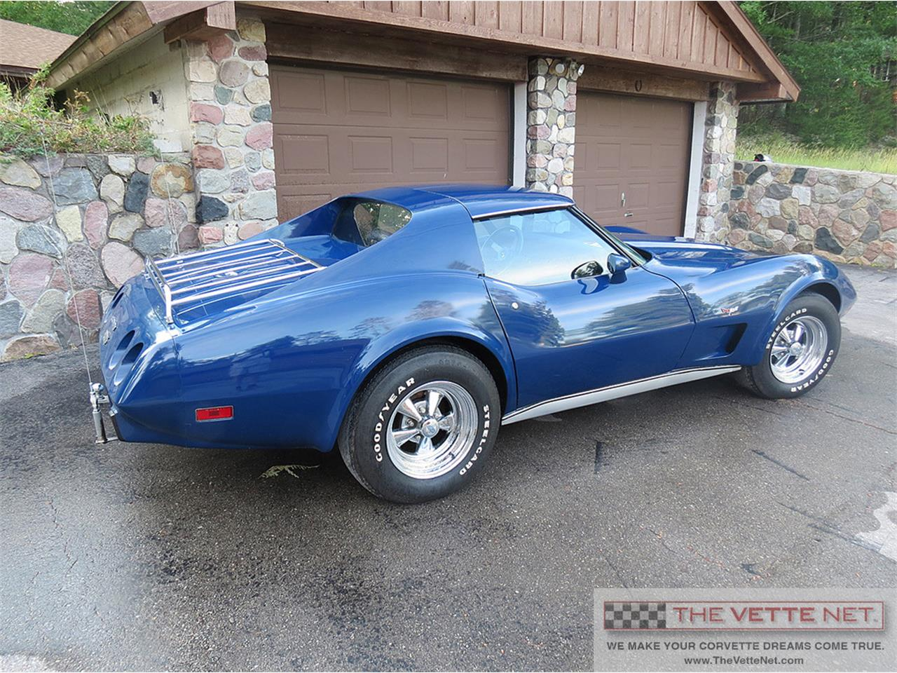 Large Picture of '77 Chevrolet Corvette located in Florida Offered by The Vette Net - OYGJ