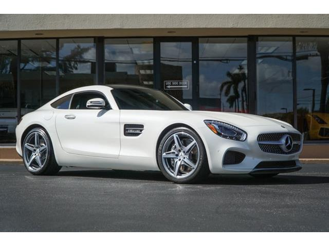 Picture of 2017 Mercedes-Benz AMG located in Miami Florida Offered by  - OYHX