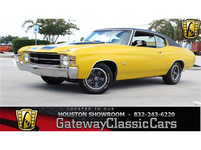 Picture of '71 Chevelle - OVEN