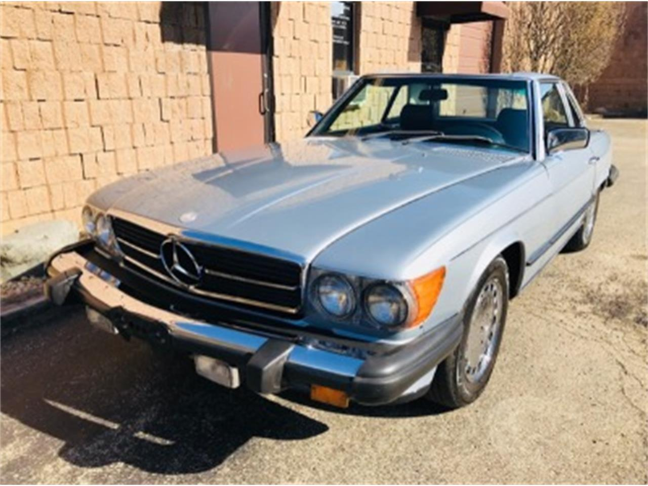 Large Picture of '80 450SL - OVEO
