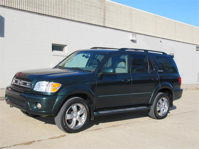 Picture of '02 Sequoia - OYIT